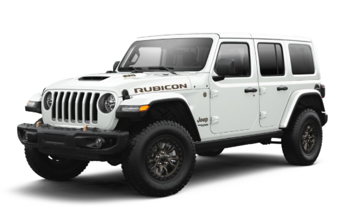 2021 Jeep® Wrangler Unlimited Rubicon, Sahara and Sport