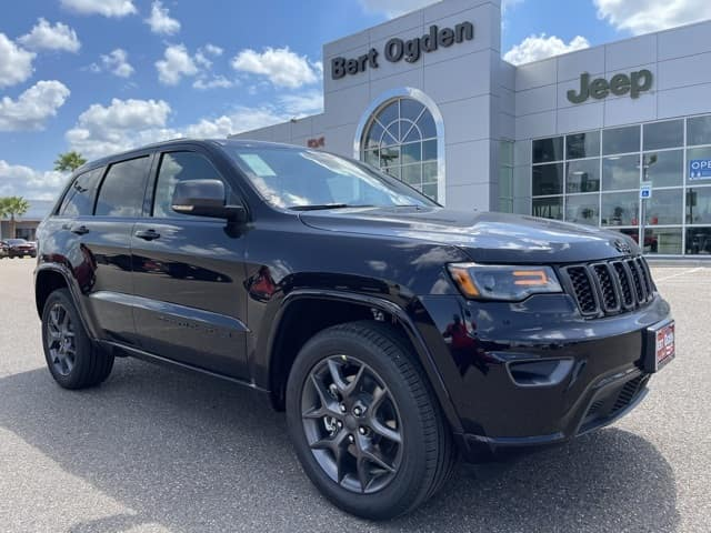 2021 Jeep® Grand Cherokee (excludes Grand Cherokee L, SRT® and Trackhawk)