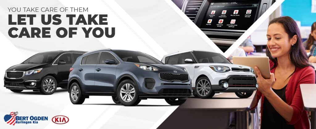 Vehicles for Educators | Bert Ogden Harlingen Kia | Harlingen, TX