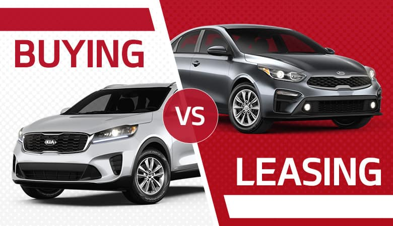 Buy vs. Lease | Bert Ogden Harlingen Kia | Harlingen, TX
