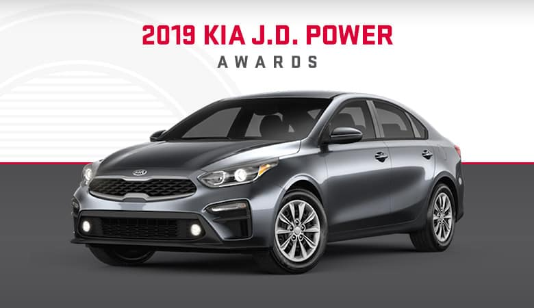 Recent J.D. Power Awards for Kia Models | Harlingen, TX