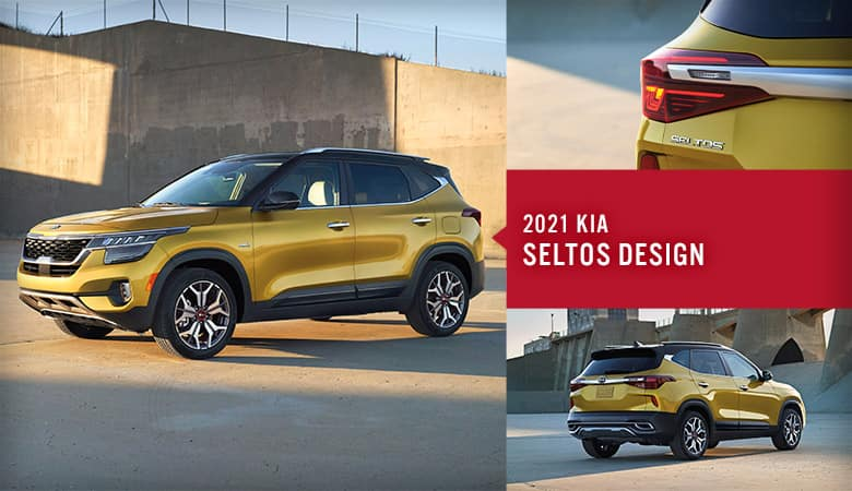 2021 Kia Seltos Design | Bert Ogden Harlingen Kia | Harlingen, TX