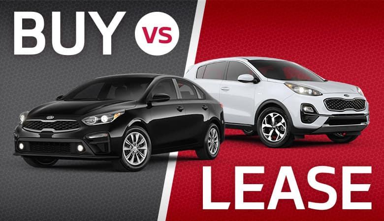 Buy vs. Lease | Bert Ogden Harlingen Kia | Harlingen, TX