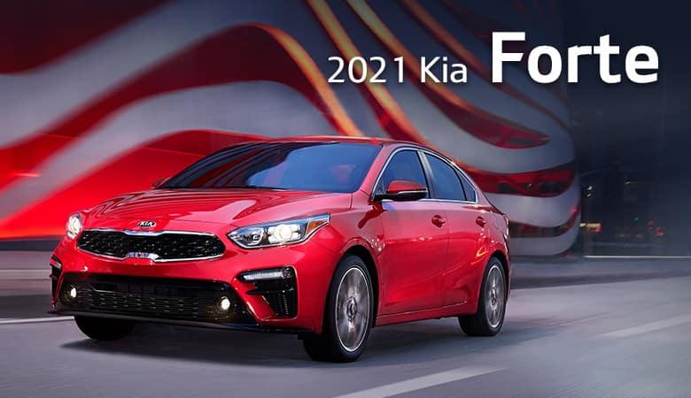 2021 Kia Forte | Bert Ogden Harlingen Kia | Harlingen, TX