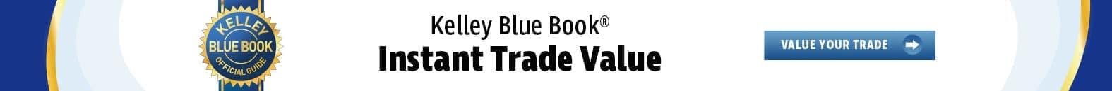 Kelley Blue Book Instant Trade Value - Bert Ogden Harlingen Kia in Harlingen, Texas