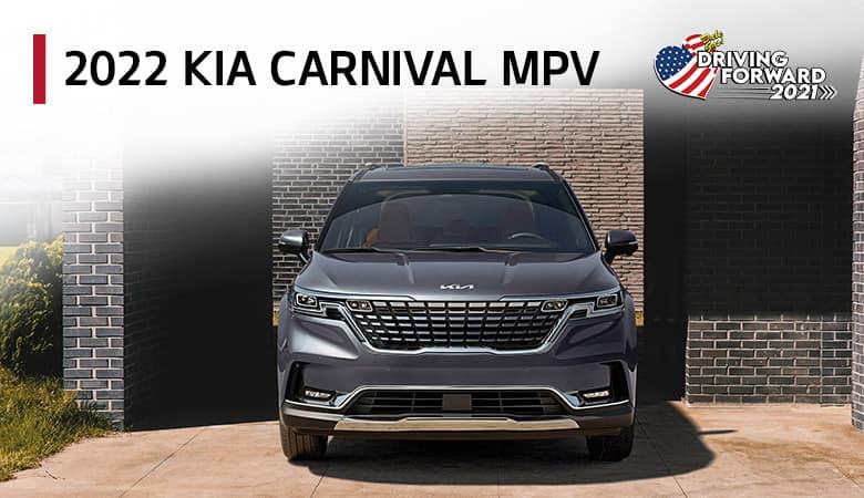 2022 Kia Carnival MPV - Bert Ogden Harlingen Kia in Harlingen, Texas