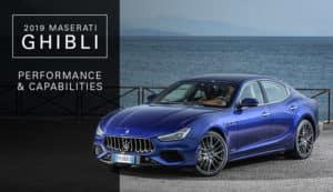 2019 Maserati Ghibli Performance | Bert Ogden Maserati | Mission, TX