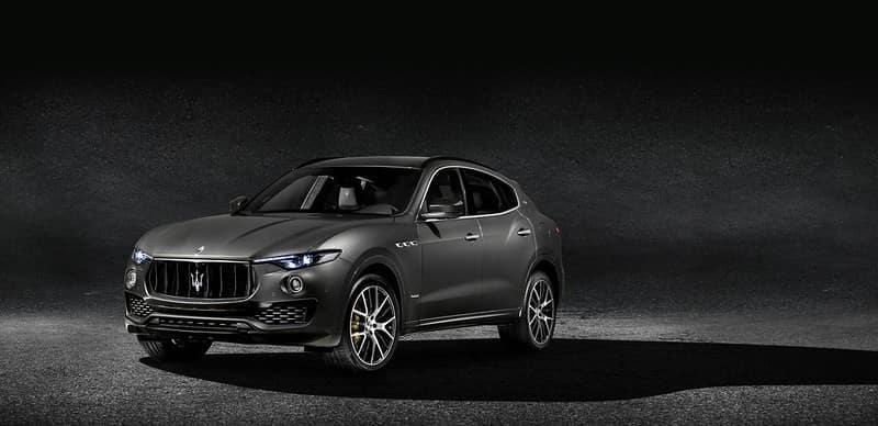2018 Maserati Levante | History of Levante | Mission, TX