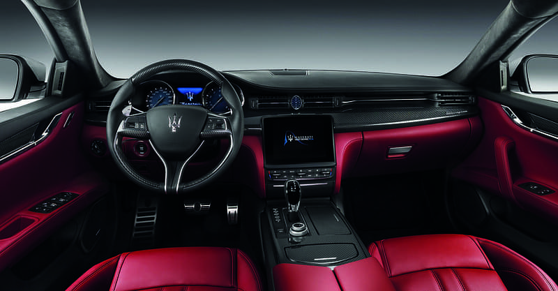 2020 Maserati Quattroporte Technology | Mission, TX