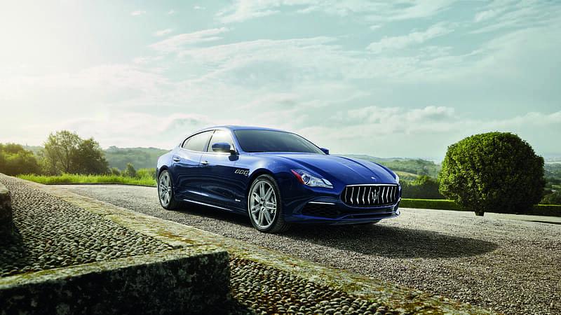 2020 Maserati Quattroporte | Design | Mission, TX