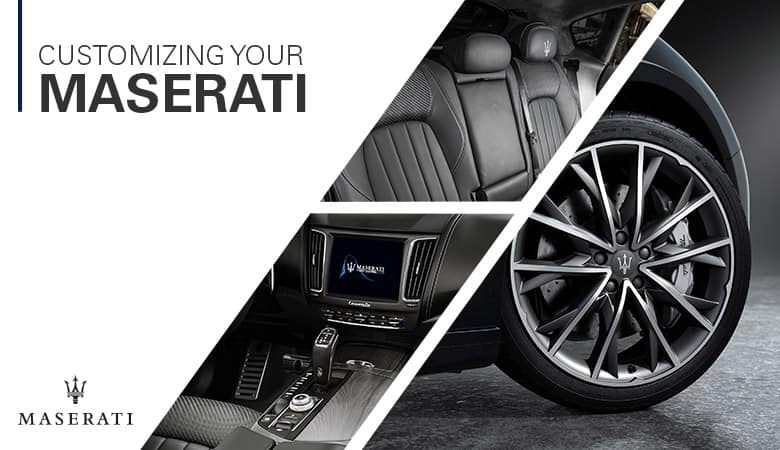 Customizing Your Maserati | Bert Ogden Maserati | Mission, TX