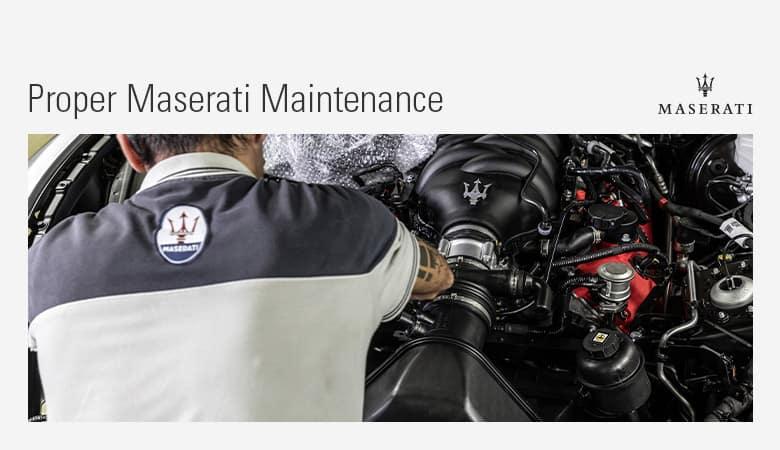Proper Maserati Maintenance | Bert Ogden Maserati | Mission, TX