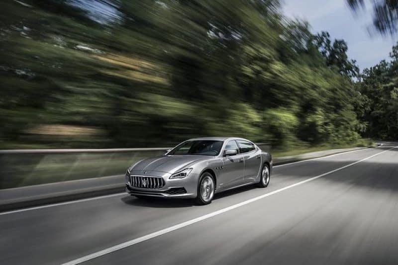 Maserati Quattroporte | Bert Ogden Maserati | Mission, TX