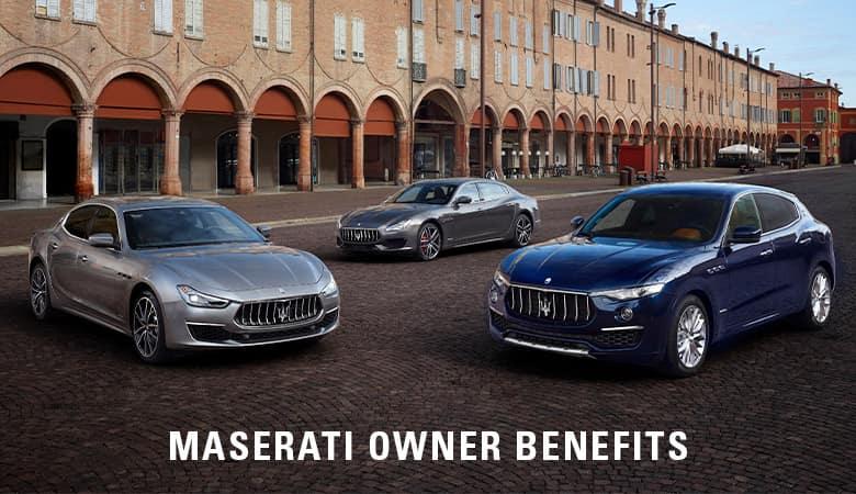 Maserati Owner Benefits | Bert Ogden Maserati | Mission, TX
