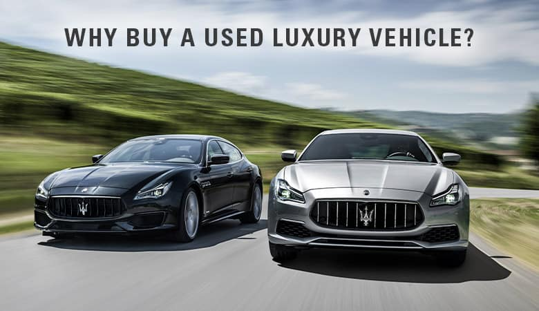 Why Buy A Used Luxury Vehicle | Bert Ogden Maserati | Mission, TX