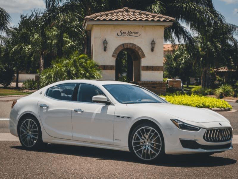 Maserati Ghibli | Bert Ogden Maserati | Mission, TX