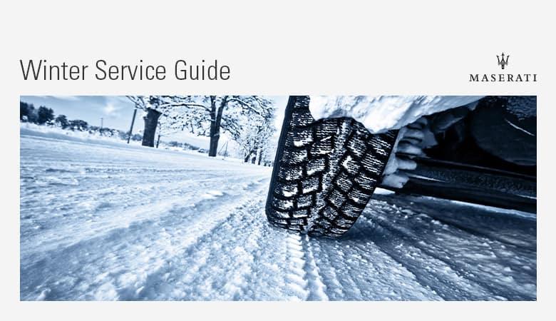 Winter Car Maintenance Tips | Bert Ogden Maserati | Mission, TX
