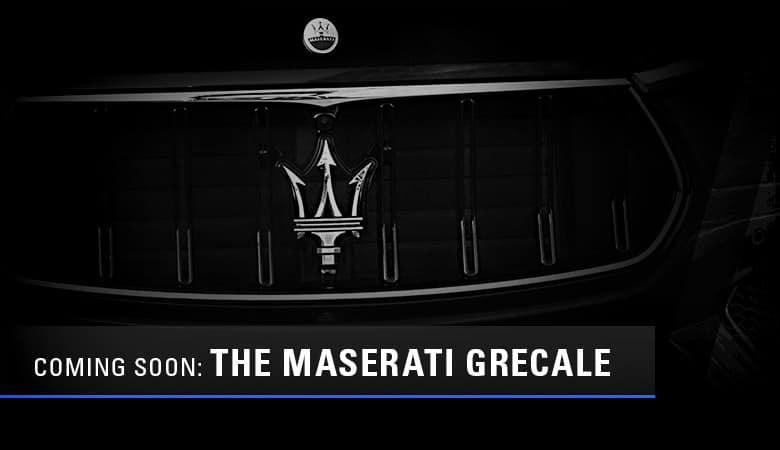 Coming Soon - Maserati Grecale | Bert Ogden Maserati | Mission, TX