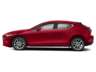 2019 Mazda3 5 Door Sideview