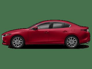 2019 Mazda3 Sedan Sideview