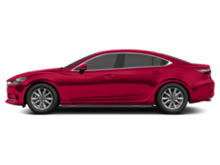 2019 Mazda6 Sideview