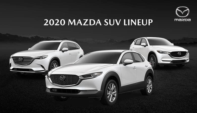 2020 Mazda SUVs - Bert Ogden Mazda Edinburg in Edinburg, TX