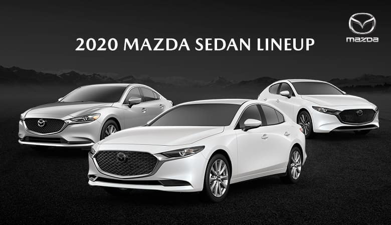 2020 Mazda sedans - Bert Ogden Mazda Edinburg in Edinburg, TX