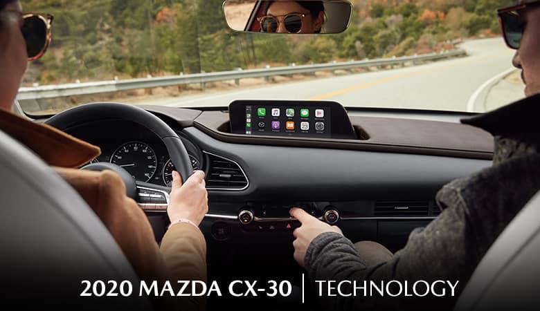 2020 Mazda CX-30 Technology | Bert Ogden Mazda Edinburg | Edinburg, TX