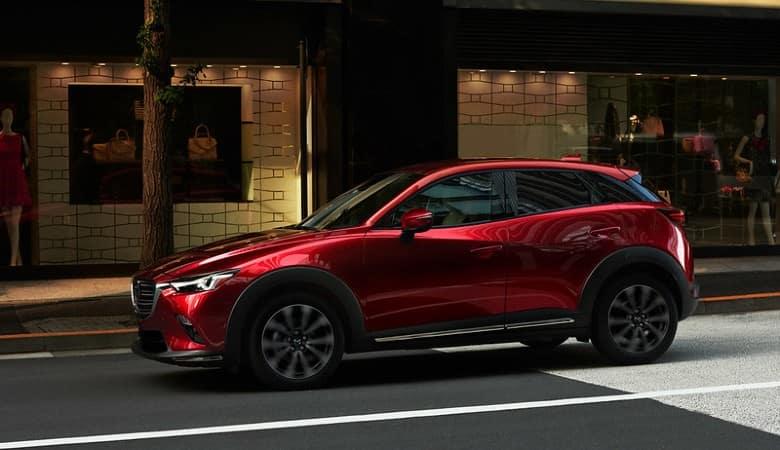 2020 Mazda CX-3 - Bert Ogden Mazda Edinburg in Edinburg, TX