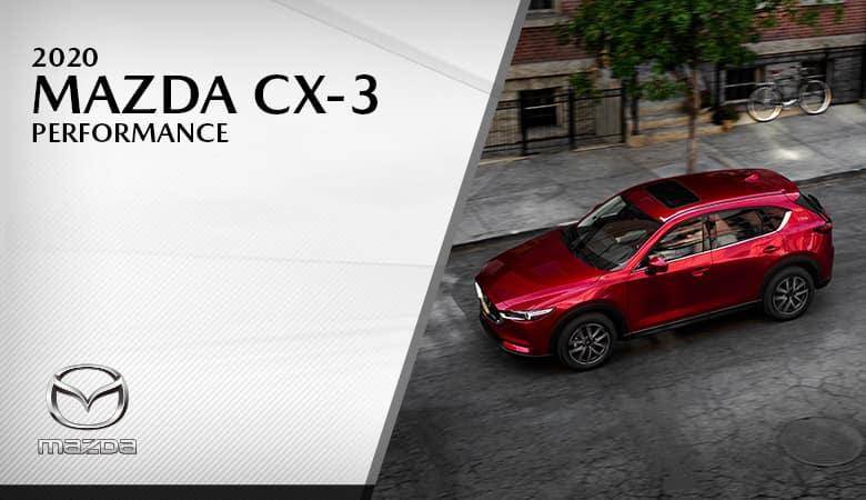 2020 Mazda CX-3 Performance - Bert Ogden Mazda Edinburg in Edinburg, TX