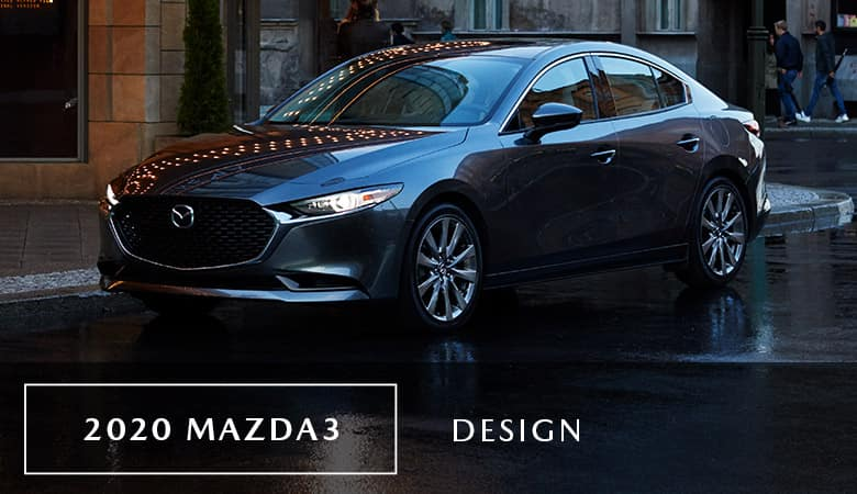 2020 Mazda3 Sedan Design | Bert Ogden Mazda Edinburg | Edinburg, TX