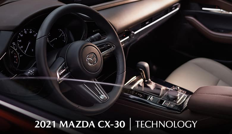 2021 Mazda CX-30 Technology - Bert Ogden Mazda Edinburg in Edinburg, Texas