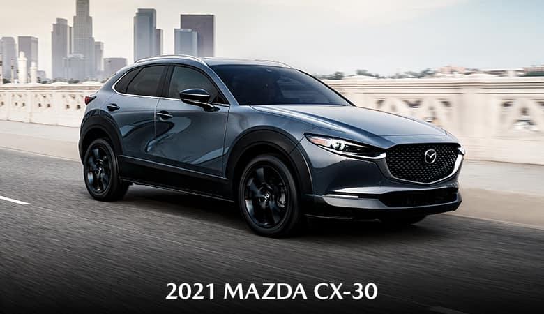2021 Mazda CX-30 - Bert Ogden Mazda Edinburg in Edinburg, Texas