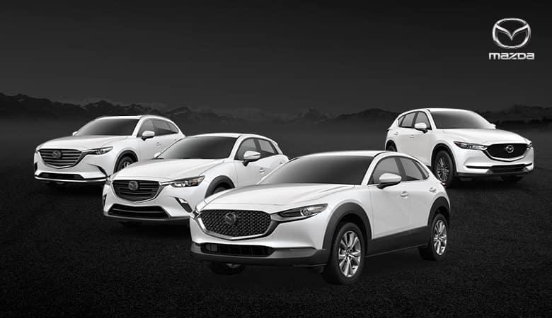 2021 Mazda SUVs - Bert Ogden Mazda Edinburg in Edinburg, Texas