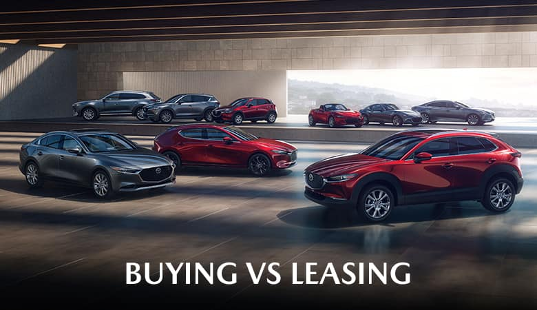 Buying vs. Leasing - Bert Ogden Mazda Edinburg in Edinburg, Texas