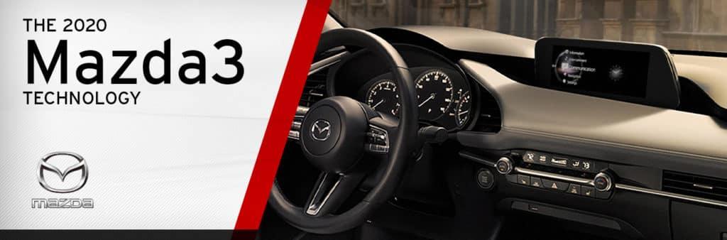 2020 Mazda3 Hatchback and Sedan Technology - Bert Ogden Mission Mazda - Mission, TX
