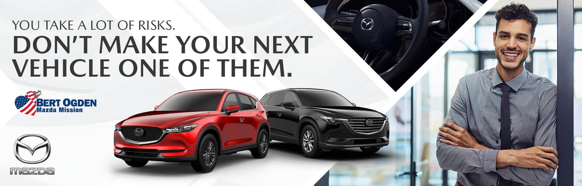 Mazda Vehicles for Self-Starters   Bert Ogden Mission Mazda   Mission, TX