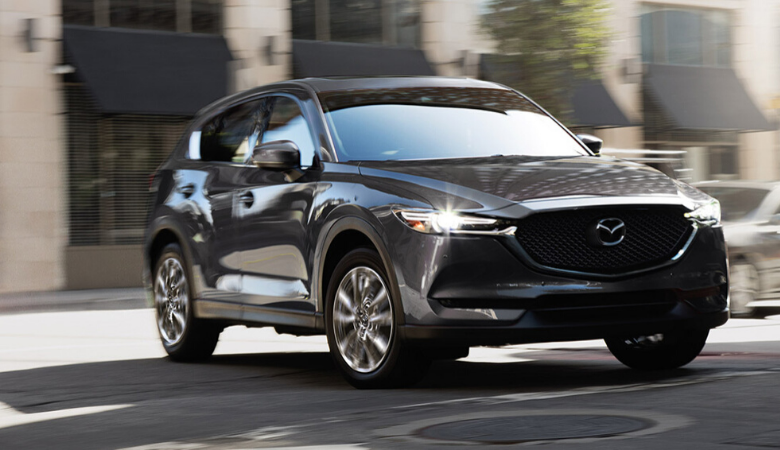 2020 Mazda SUV Lineup - 2020 Mazda CX-5 - Bert Ogden Mission Mazda - Mission, TX