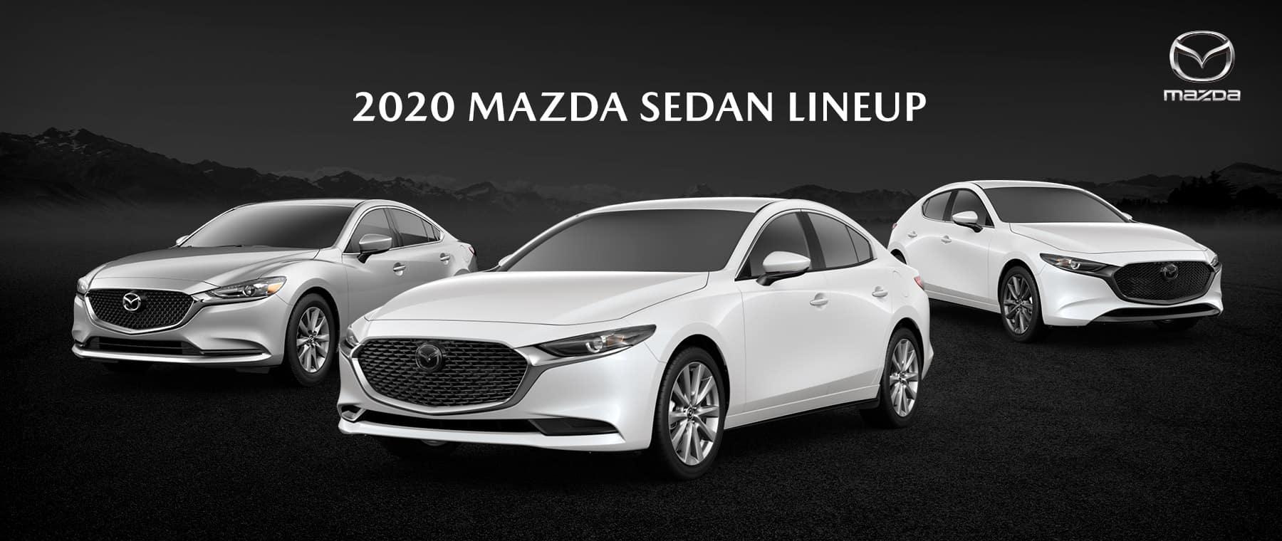 2020 Mazda Sedan Lineup - Bert Ogden Mission Mazda - Mission, TX