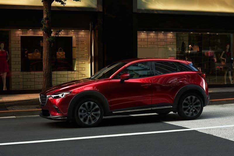Mazda CX-3 | Bert Ogden Mission Mazda | Mission, TX