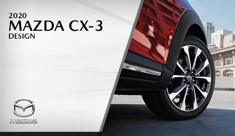 2020 Mazda CX-3 Design - Bert Ogden Mission Mazda - Mission, TX