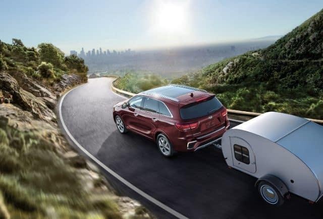 Kia SUV Towing Capacity - Kia Sorento - Bert Ogden Mission Kia - Mission, TX