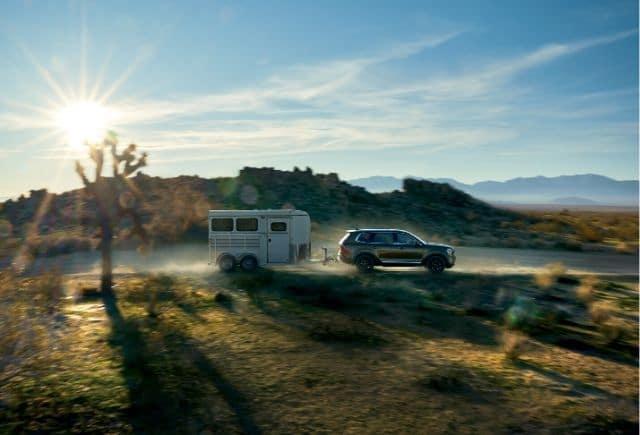 Kia SUV Towing Capacity - Kia Telluride - Bert Ogden Mission Kia - Mission, TX