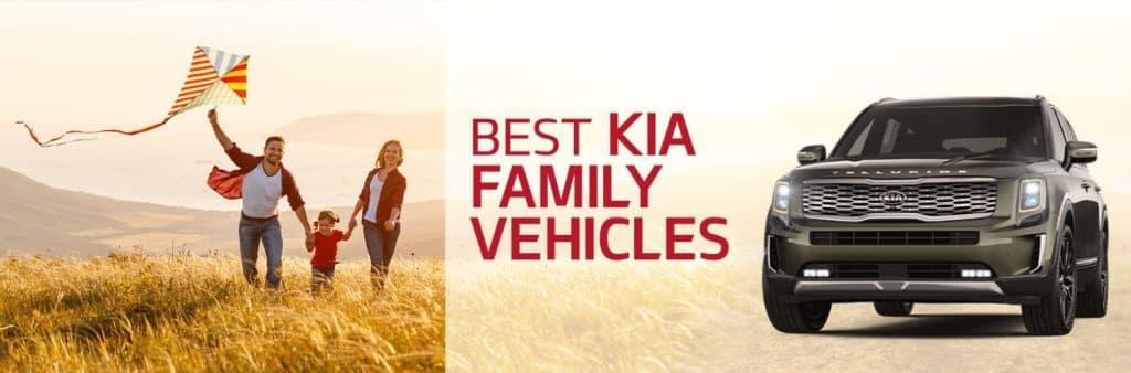 Best Kia Family Vehicles - Bert Ogden Mission Kia - Mission, TX