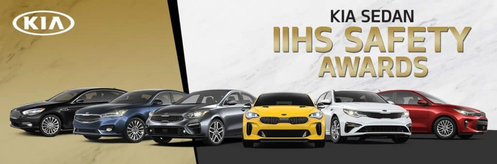 Kia Sedan IIHS Safety Awards - Bert Ogden Mission Kia - Mission, TX