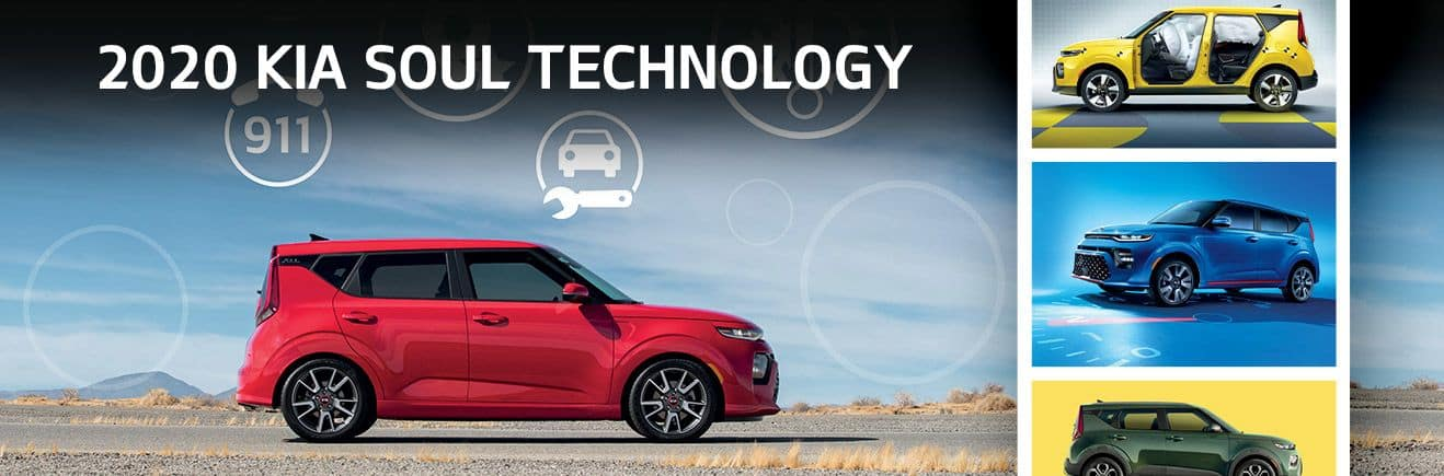 2020 Kia Soul Technology | Bert Ogden Mission Kia | Mission, TX