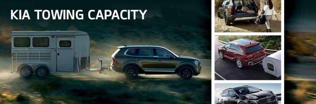 Kia SUV Towing Capacity - Bert Ogden Mission Kia - Mission, TX