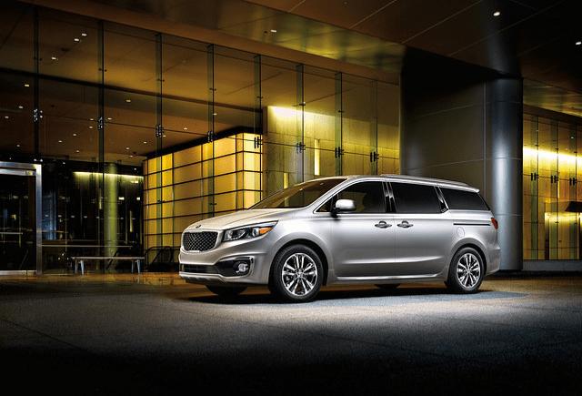 Kia SUV and Minivan IIHS Safety Awards - Kia Sedona - Bert Ogden Mission Mazda - Mission, TX
