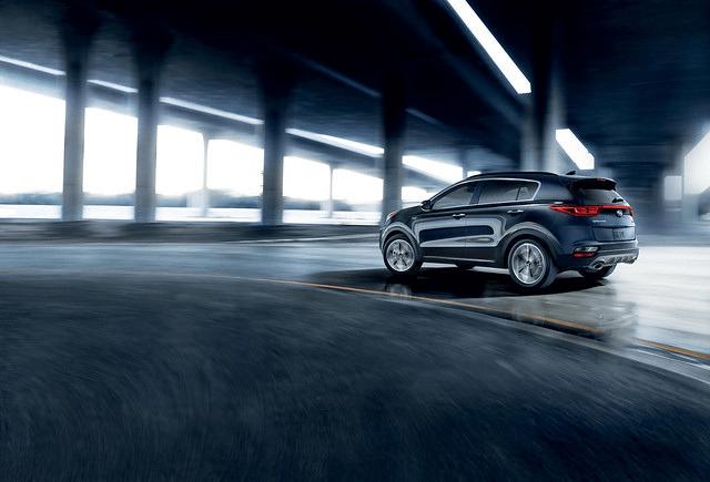 Kia SUV and Minivan IIHS Safety Awards - Kia Sportage - Bert Ogden Mission Mazda - Mission, TX