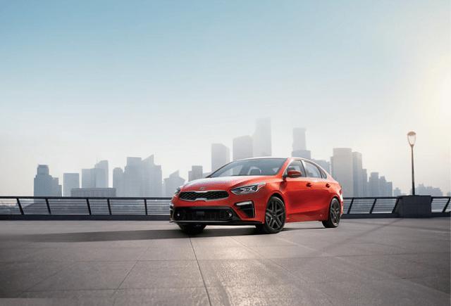 Kia Sedan IIHS Safety Awards - 2019 Kia Forte - Bert Ogden Mission Kia - Mission, TX